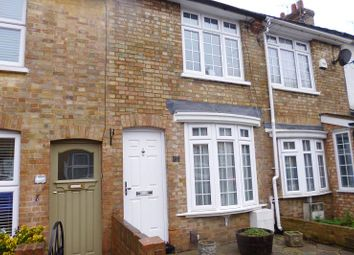 Thumbnail 2 bed terraced house to rent in Glencoe Road, Bushey Village