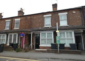 Thumbnail 3 bed terraced house for sale in Wollaton Road, Beeston, Nottingham