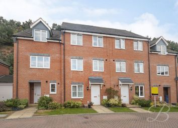 Thumbnail 4 bed town house for sale in Stone Bank, Mansfield