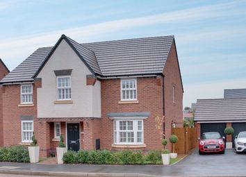 Thumbnail 4 bed detached house for sale in Norton Way, Gilbert's Lea, Bromsgrove