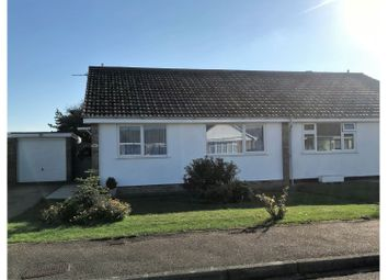 Thumbnail 2 bed semi-detached bungalow for sale in St. Marys Gardens, Romney Marsh