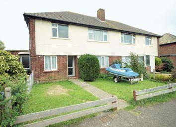 Thumbnail 2 bed flat for sale in Seaway Grove, Fareham