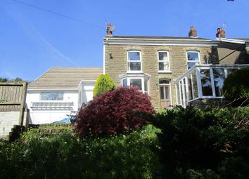 Thumbnail 4 bed detached house for sale in Pentwyn Road, Ystalyfera, Swansea.