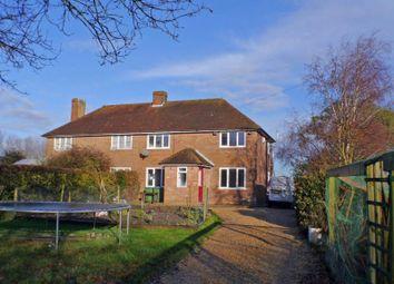 Thumbnail 3 bed semi-detached house to rent in Park Lane Cottages, Lower Bognor Road, Lagness