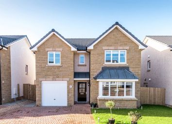 Thumbnail 4 bedroom detached house for sale in Buick Drive, Arbroath, Angus