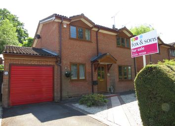 Thumbnail 2 bed detached house for sale in Upper Northam Close, Hedge End, Southampton