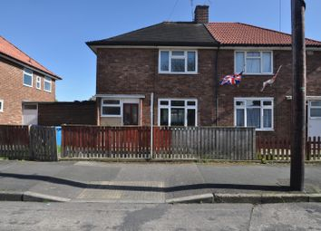 Thumbnail 2 bedroom semi-detached house for sale in Thanet Road, Hull