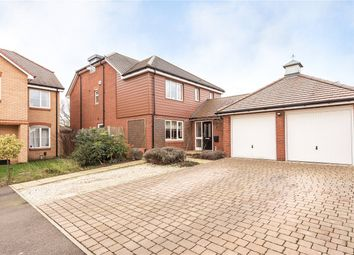 Thumbnail 6 bed detached house for sale in Miley Close, Harpenden, Herts