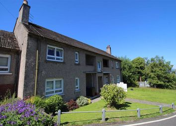 Thumbnail 1 bed flat for sale in Belleaire Drive, Greenock