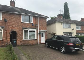 Thumbnail 3 bed detached house to rent in Hornsey Road, Kingstanding, Birmingham