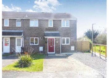 Thumbnail 2 bed end terrace house for sale in The Chesters, Swindon
