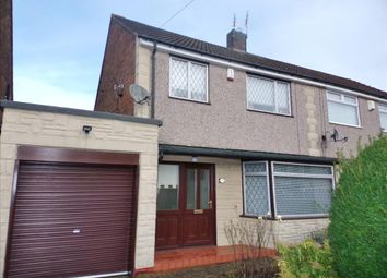Thumbnail 3 bed semi-detached house to rent in Acorn Avenue, Bedlington