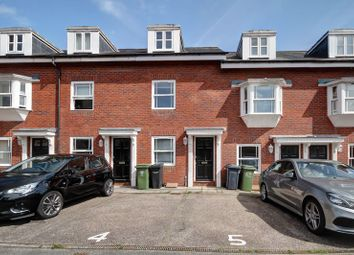 Thumbnail 4 bed terraced house to rent in Sivell Mews, Sivell Place, Heavitree, Exeter