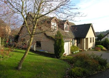 Thumbnail 4 bed detached house for sale in Back Crofts, Rothbury, Morpeth