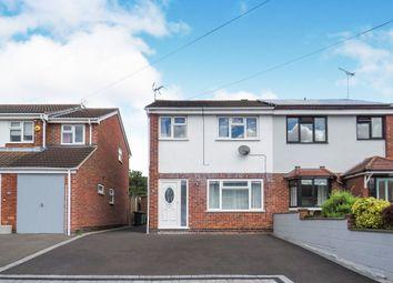 3 bed semi-detached house for sale in Wren Park Close, Findern, Derby DE65