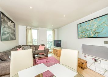 Thumbnail 2 bed flat to rent in Ensign House, St George Wharf, Vauxhall, London