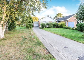 Thumbnail 3 bed detached bungalow for sale in Juniper Close, North Baddesley, Southampton, Hampshire
