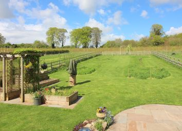 Thumbnail 5 bed semi-detached house for sale in Church Lane, Northington, Alresford