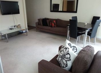 Thumbnail 1 bedroom flat to rent in Brooklyn House, The Hub, Central Milton Keynes