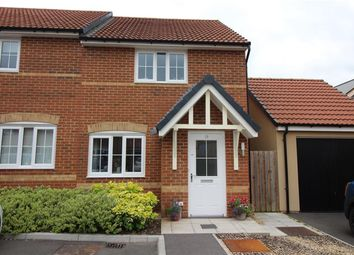 Thumbnail 2 bed semi-detached house for sale in Corn Rows, Thornbury, Bristol