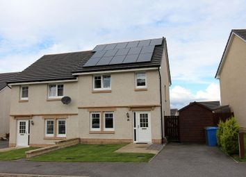 Thumbnail 3 bed semi-detached house for sale in 16 Orchid Avenue, Culduthel, Inverness