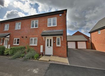 Thumbnail 4 bed property for sale in 3, Mallard Avenue, Edleston, Nantwich, Cheshire