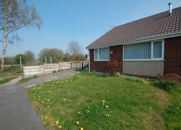 Thumbnail 2 bed semi-detached bungalow to rent in Bowness Road, Little Lever, Bolton