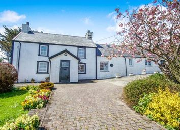 Thumbnail 4 bedroom detached house for sale in Aberdaron, Gwynedd, .