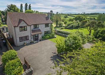 Thumbnail 5 bed detached house for sale in Brook Lane, Barton St. David, Somerton