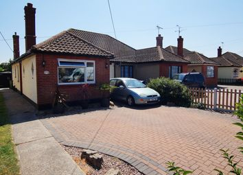 Thumbnail 3 bed semi-detached bungalow for sale in Princess Gardens, Ashingdon, Rochford