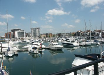 Thumbnail 1 bed flat to rent in Atlantic Close, Ocean Village, Southampton