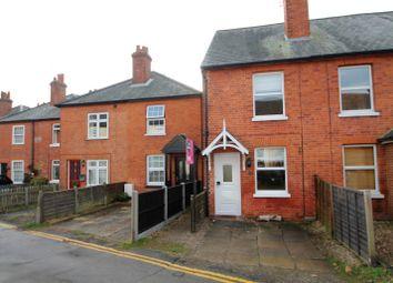 Thumbnail 2 bed end terrace house to rent in Howard Road, Wokingham, Berkshire