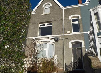 Thumbnail 2 bed flat for sale in Richmond Road, Uplands, Swansea