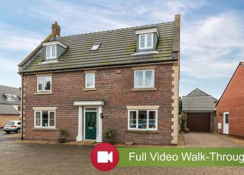 Thumbnail 5 bed detached house for sale in Willow Way, Crewkerne