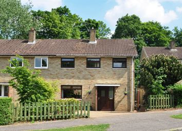 Thumbnail 3 bed semi-detached house for sale in Byfield, Welwyn Garden City, Hertfordshire
