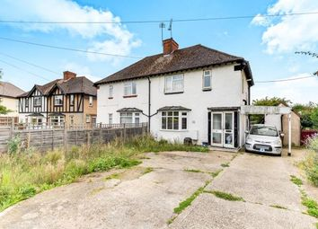 Thumbnail 2 bed semi-detached house for sale in Tristram Road, Hitchin, Hertfordshire