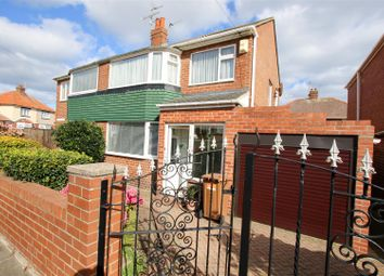 Thumbnail 3 bed semi-detached house for sale in Wetherby Road, St Aidans Estate, Sunderland