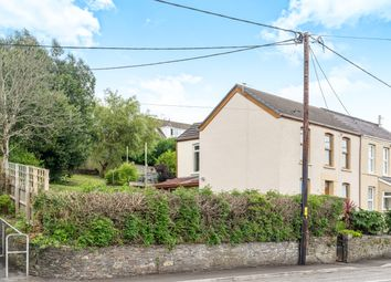 Thumbnail 3 bed semi-detached house for sale in Carmarthen Road, Fforest, Swansea