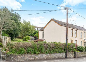 Thumbnail 3 bedroom semi-detached house for sale in Carmarthen Road, Fforest, Swansea