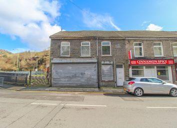 Thumbnail End terrace house for sale in Llewellyn Street, Pontygwaith, Ferndale
