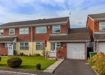 Thumbnail 3 bed property for sale in Stallcourt Close, Cardiff
