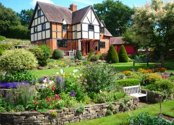 Thumbnail 4 bed detached house for sale in Pool Hill, Newent, Gloucestershire