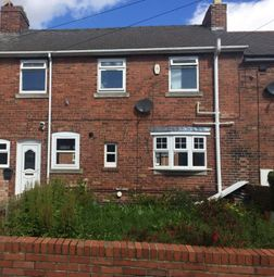 Thumbnail 3 bed terraced house for sale in Pemberton Terrace North, Stanley, County Durham