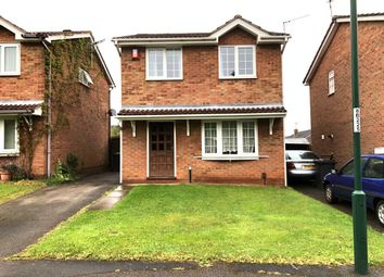 Thumbnail 3 bed detached house for sale in Borman Close, Nottingham