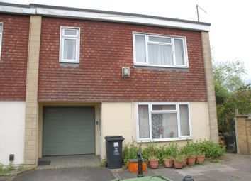 Thumbnail 3 bedroom end terrace house for sale in Mannington Park, Swindon