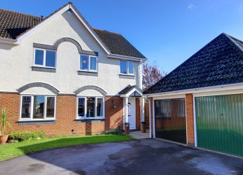 Thumbnail 3 bed semi-detached house for sale in Hedgerow Close, Rownhams, Hampshire