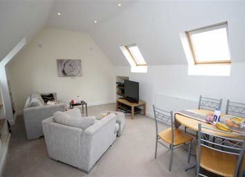 Thumbnail 1 bedroom flat for sale in Vicarage View, Old Town, Swindon