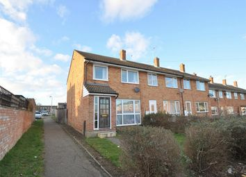Thumbnail 3 bed end terrace house for sale in Prospero Way, Hartford, Huntingdon, Cambridgeshire