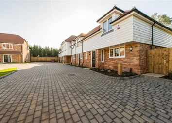 Thumbnail 3 bed end terrace house for sale in Blackberry Court, Charing, Kent