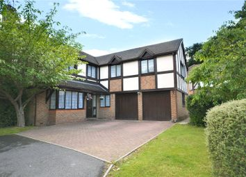 Thumbnail 5 bedroom detached house for sale in Matthews Chase, Temple Park, Binfield, Berkshire